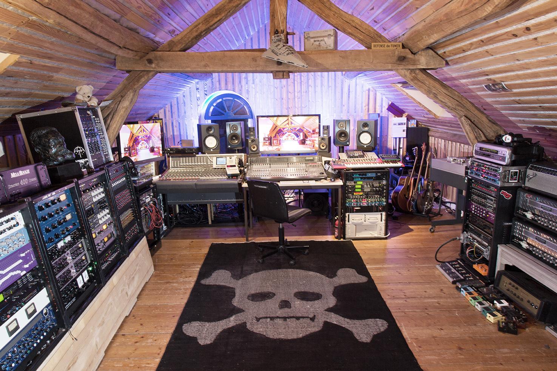 Studio de l'Orangerie mixage pro
