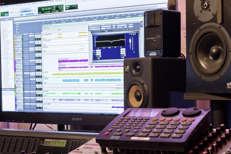 Pro tools-Orangerie studio