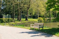 Studio-de-l'Orangerie-exterieur-le banc