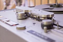 Studer A 80-enregistrement bandes