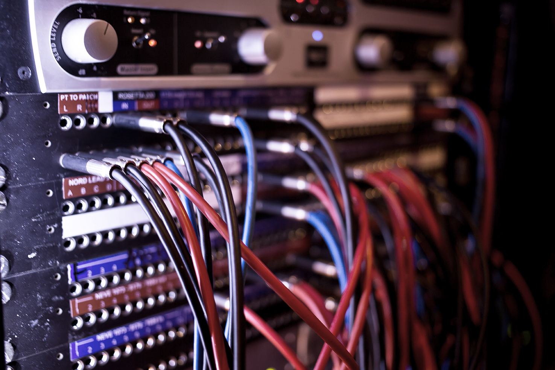 Bantam patch-mixage-Orangerie studio