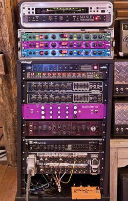 Mesa boogie Triaxis-Orangerie studio