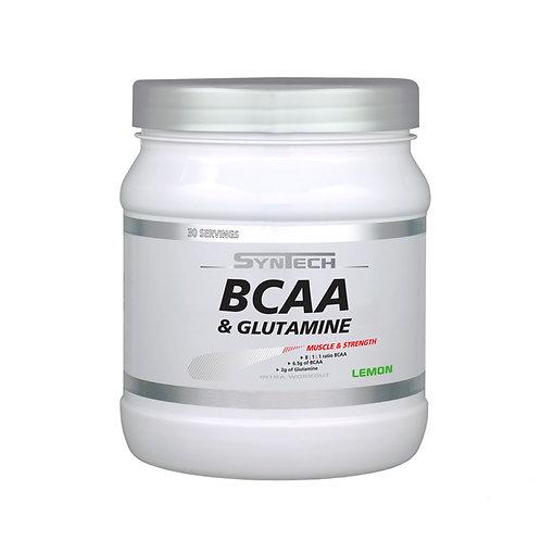 Syntech BCAA & Glutamine 300g