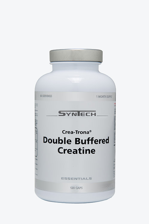 Syntech Crea-Trona Double Buffered Creatine - 120 kaps