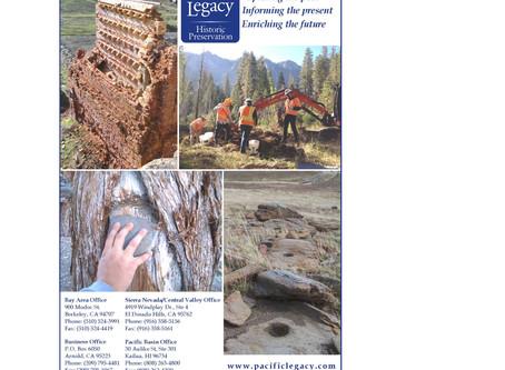 Society for California Archaeology 53rd Annual Meetings - March 7–10 Sacramento, California