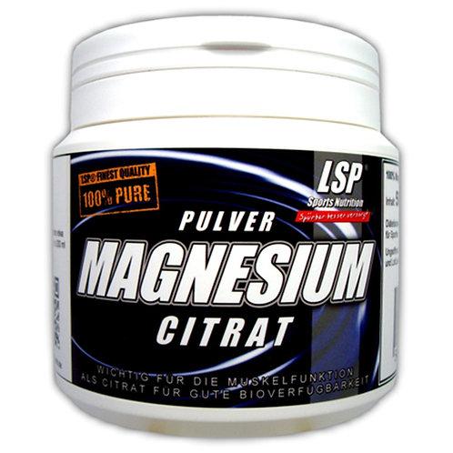LSP Magnesium Citrat Pulver - 500g