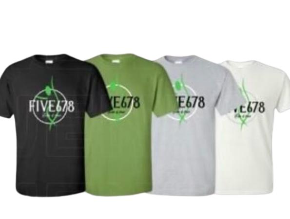 Five678 Logo Tee