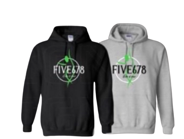 Five678 Logo Hoodie