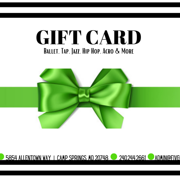 Five678 Gift Card