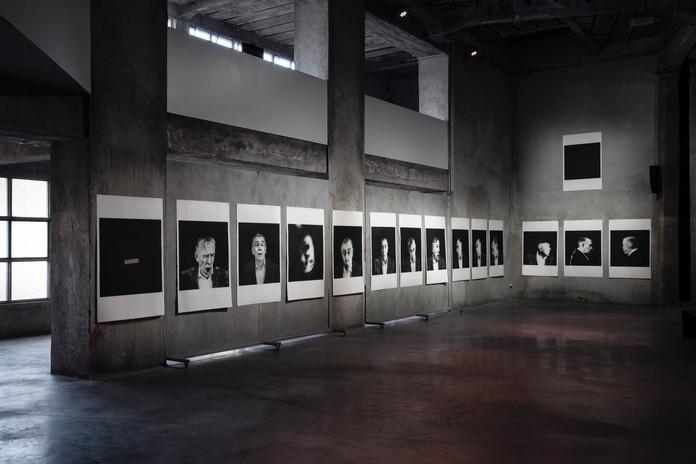 Jeu de 54 Cartes, Jorge Molder, Carpintarias de São Lázaro, 2019. © Eduardo Sousa Ribeiro, 2019.