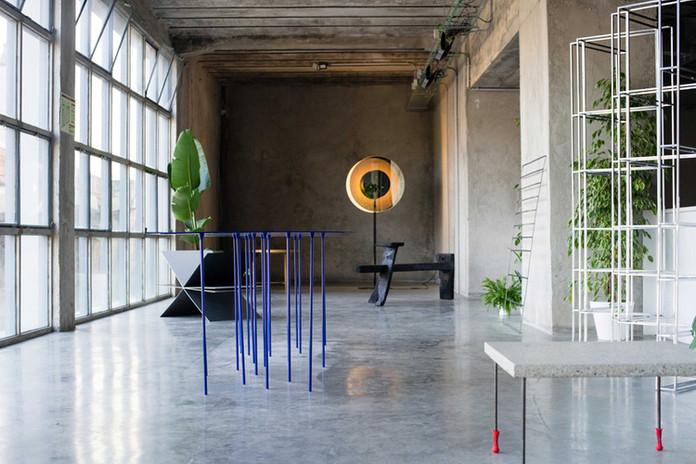 MOB projects - Trienal de Arquitetura de Lisboa 2019 Carpintarias de São Lázaro. © Bruno Lança, 2019.