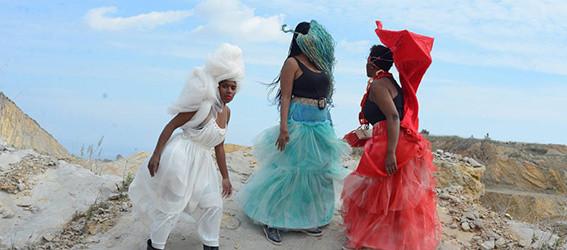 Cartaz :: Performance | Nova criação :: GESTUÁRIO II / INMUNE - Instituto da Mulher Negra em Portugal - Poster :: Performance | New creation :: GESTUÁRIO II / INMUNE - Instituto da Mulher Negra em Portugal