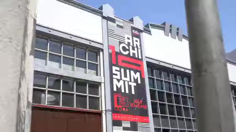 Vídeo Archi Summit 2019 - Dia 3, Carpintarias de São Lázaro - Archi Summit 2019 video - Day 3, Carpintarias de São Lázaro.