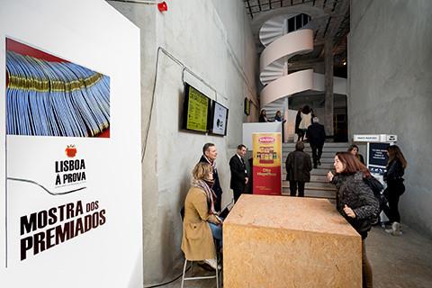 Vistas da Mostra Lisboa à Prova, nas CSL  - Lisboa à Prova Contest, CSL  © Vasco Stocker de Vilhena