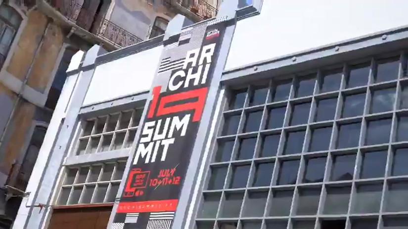 Vídeo Archi Summit 2019 - Dia 2, Carpintarias de São Lázaro - Archi Summit 2019 video - Day 2, Carpintarias de São Lázaro.