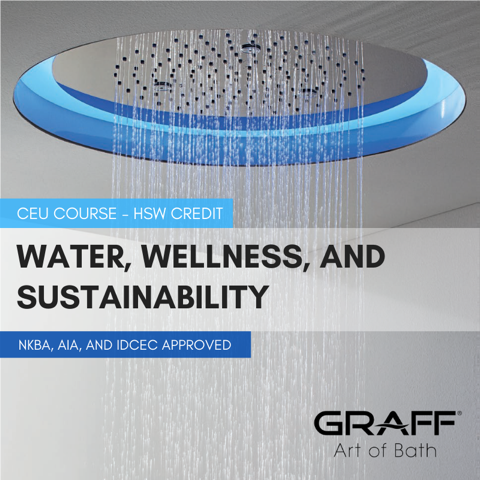 Water, Wellness, and Sustainability 2021