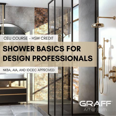 Shower Basics for Design Professionals 2
