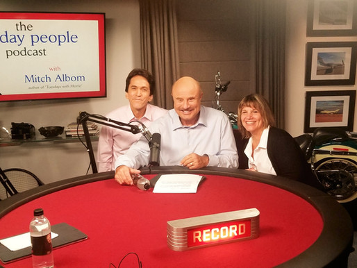 Tuesday People - Ep. 2 - You Are Who You Eat With Dr. Phil McGraw