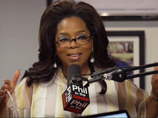 "Oprah Winfrey: ""The Path Made Clear"""
