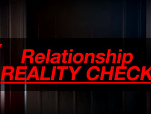EP2 Relationship Reality Check: How Much Fun Are You To Live With?