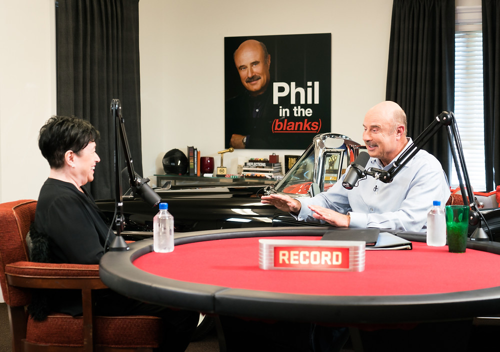 Kathy Bates and Dr. Phil talk the business of Hollywood.