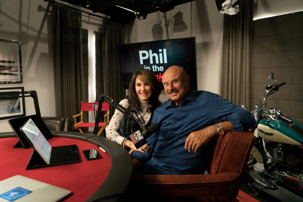 Podcast | Dr  Phil's Podcast: Phil in the Blanks