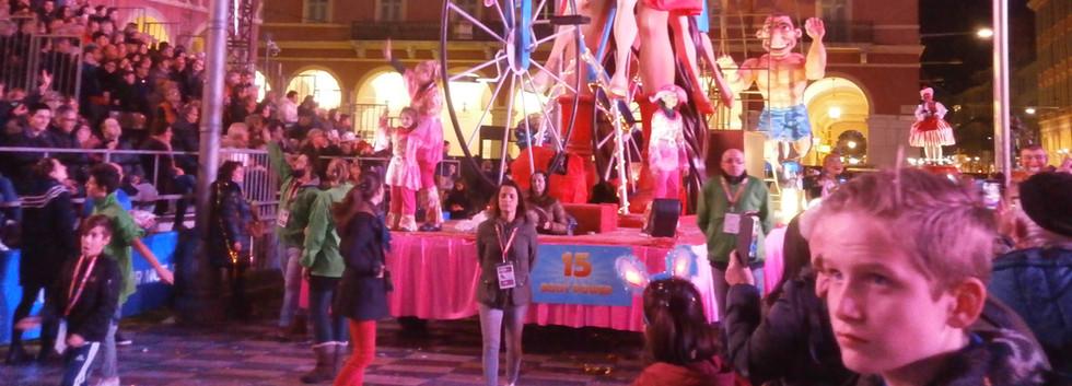 Annual Carnival de Nice