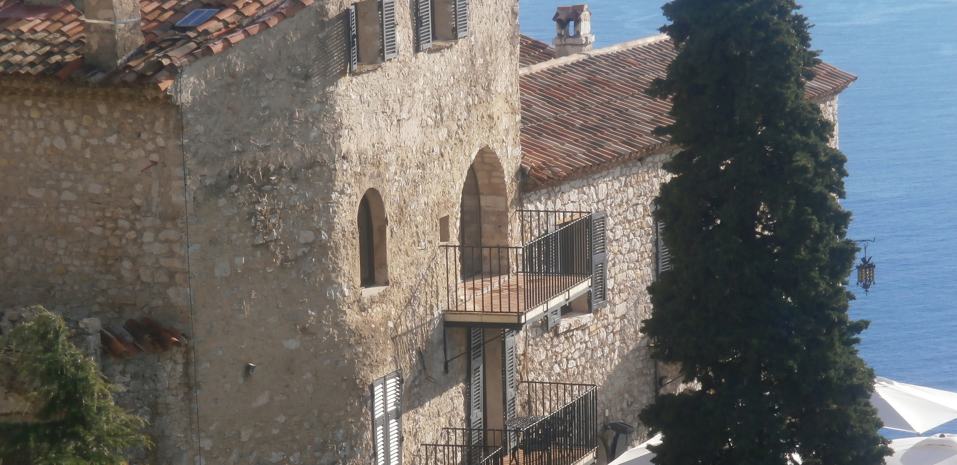 Beautiful nearby village of Eze