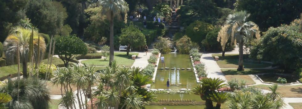 Jardins Ephrussi de Rothschild, Cap Ferrat