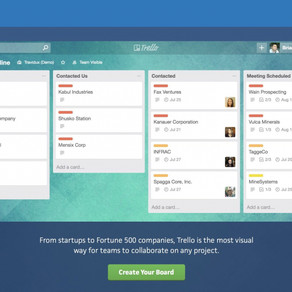 Trello takes the pain out of project management