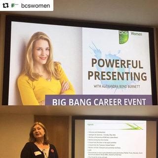 BSC Women Big Bang Career Event