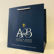 Branded Casket Bags by Canfly Marketing