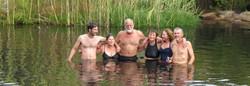 Krakadouw swem