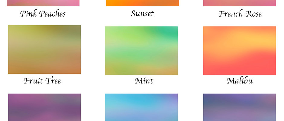 The Opalescent Collection