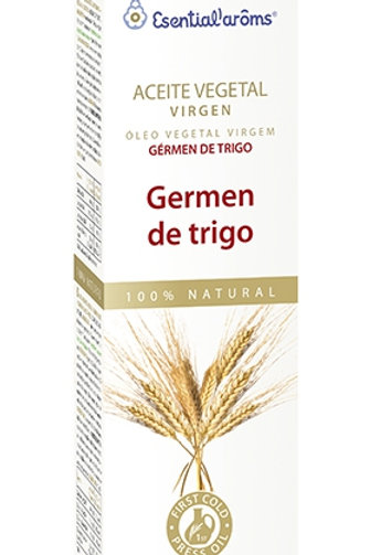 Aceite de Germen de trigo 100ml