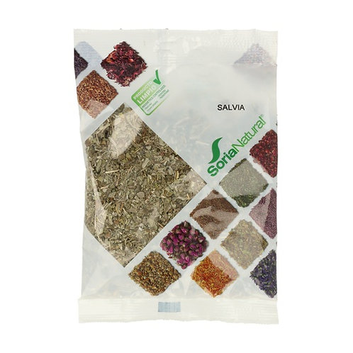 Salvia Soria Natural 40 gr