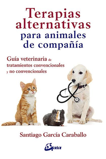 Terapias alternativas para animales de compañia.