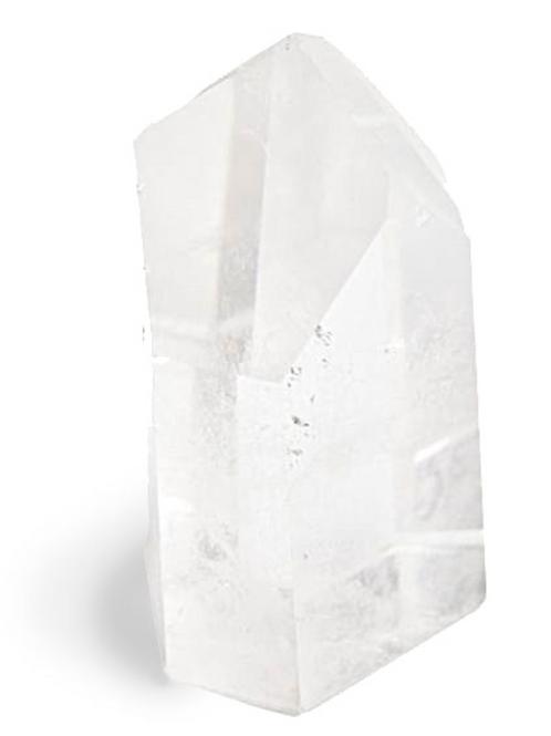 Punta Pulida Cristal de Roca.
