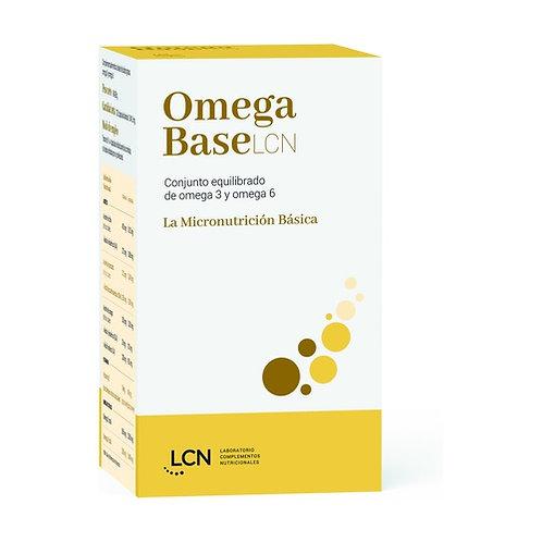 Omega Base LCN 60 cápsulas