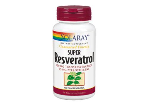 Super Resveratrol  30 cáp.