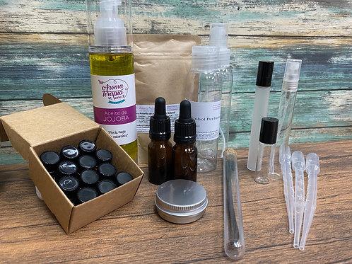 kit de iniciación a la perfumeria
