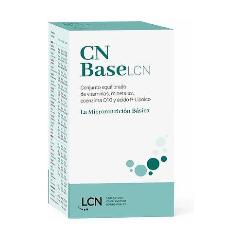 CN Base LCN.   120 cápsulas.