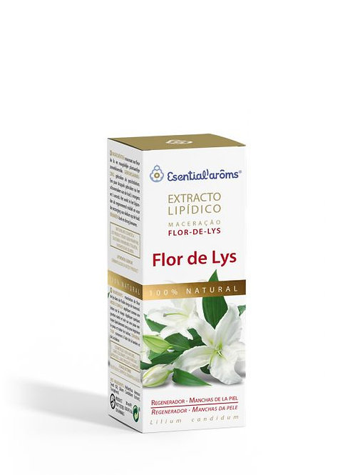 Extracto Lipídico de Flor de Lys. 30 ml.