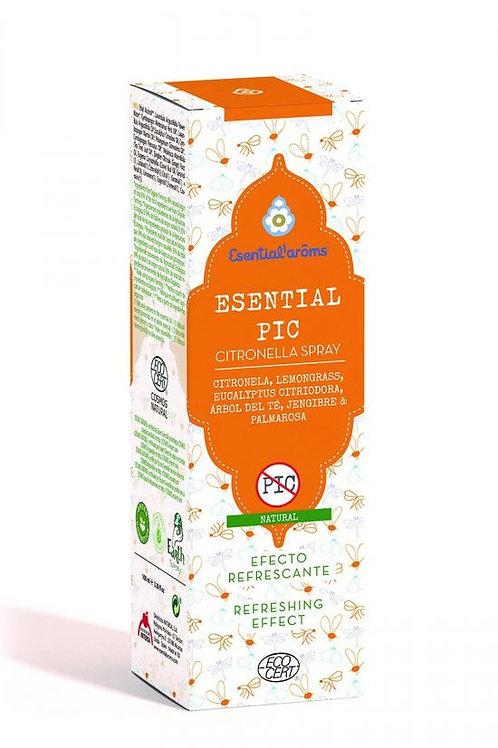 Esential Pic Citronela Spray.  (spray antimosquitos).100 ml