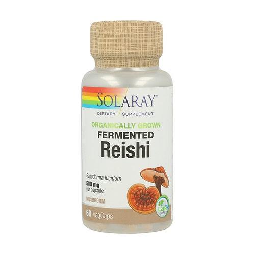 Fermented Reishi 500 mg - 60 vegcaps