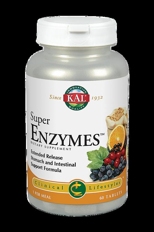 Super Enzymes 60comp.