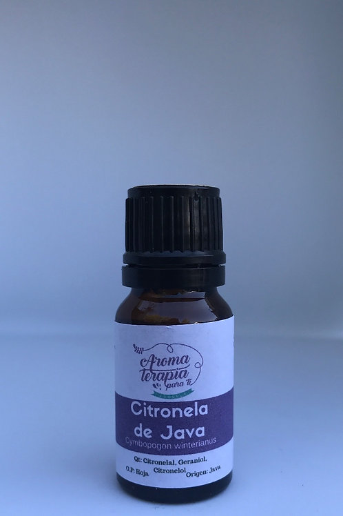 Ae Citronela de Java ART 10ml
