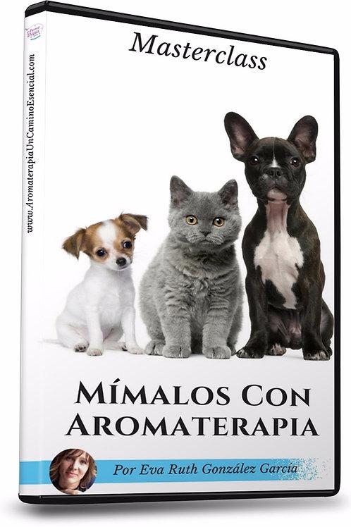Mímalos con Aromaterapia