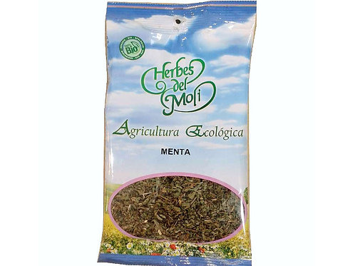 Menta Piperita Herbes del Molí Bio 25 gr