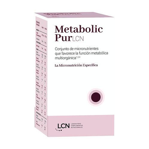 Metabolic Pur LCN      120 cápsulas.